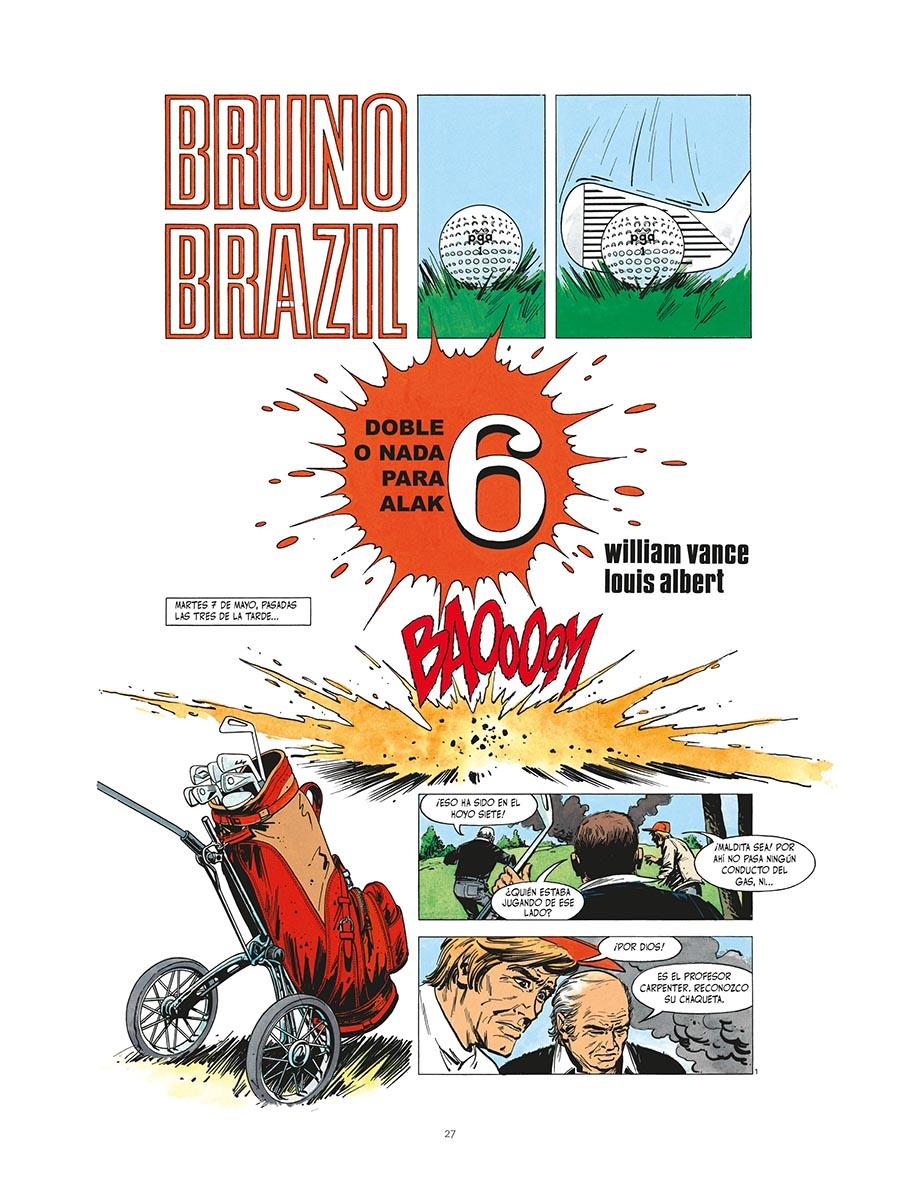 Bruno Brazil 3-1