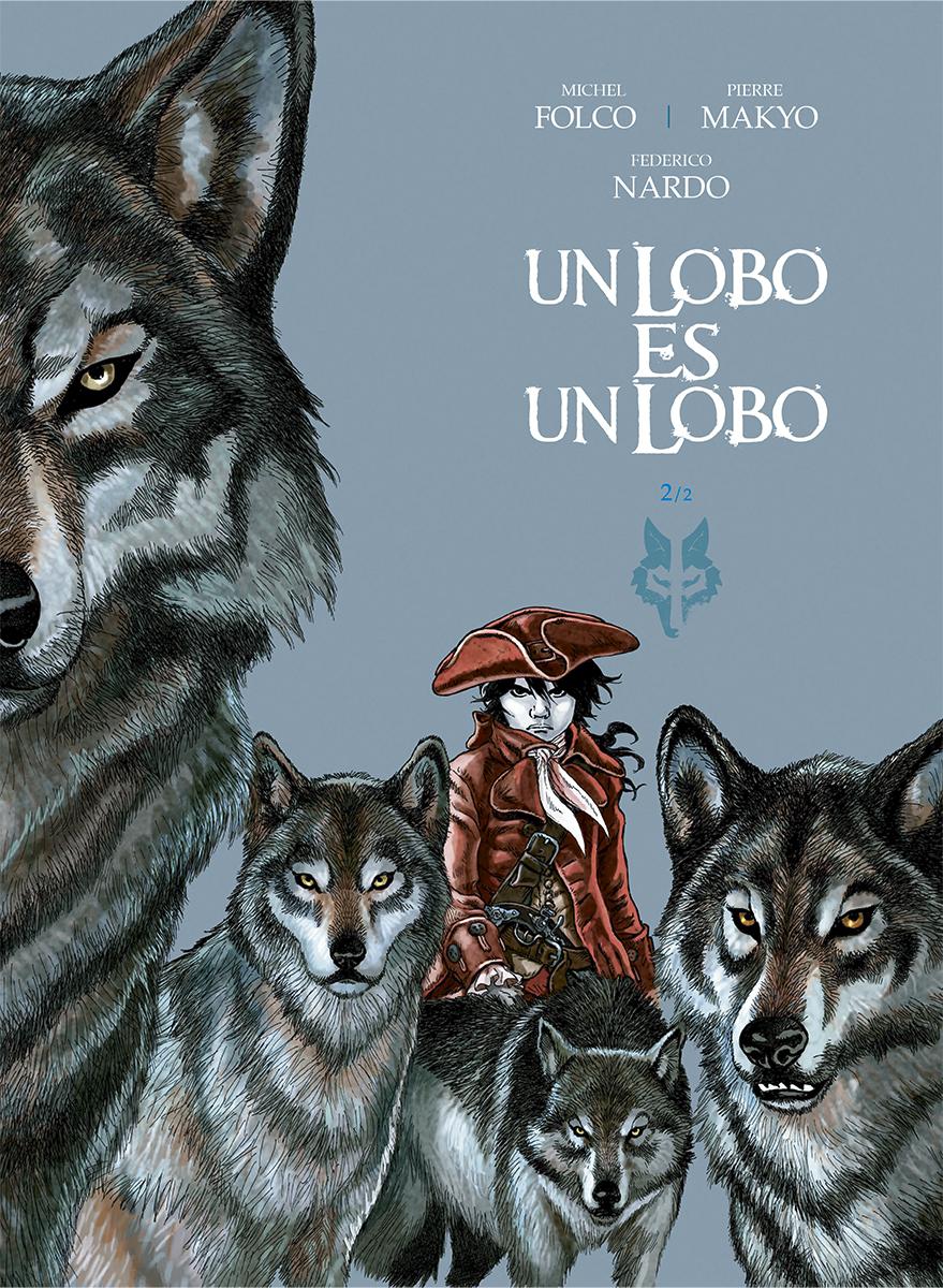 Un lobo es un lobo cover.indd