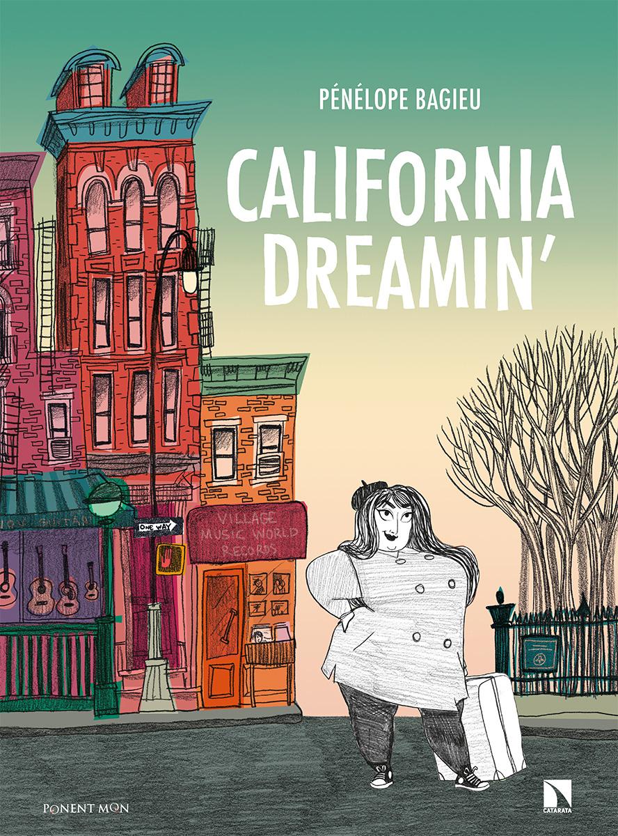 Un cómic para regalar: California Dreamin, Ponent Mon